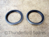 Fork Seals,Triumph, Late Pre-Unit & Early Unit 1959-63*, 97-1168.